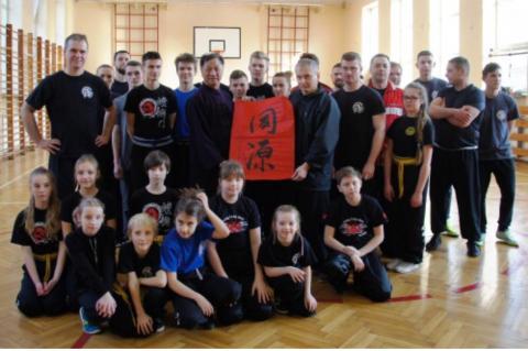 Busko Zdrój seminarium Tangbei