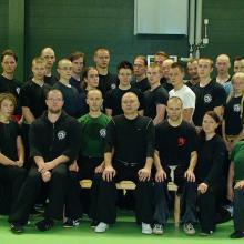 Obóz w Tuusula Finlandia w 2007
