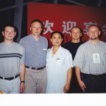 Qingdao 2000 z mistrzem Wei Fuzhang