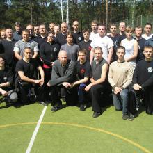 Seminarium Urle 2006 z shifu B. Tunks