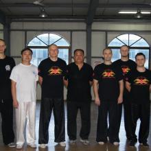 Weifang 2012 z mistrzami Wang i Deng
