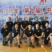 Zawody w Yantai 2010