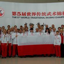 Huangshan 2012 Mistrzostwa Świata z reprezentacją Polski