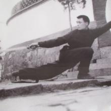 mistrz Yu Tiancheng baxian jian