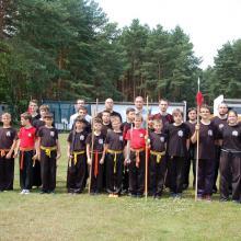 Obóz dzieci Burzenin 2014